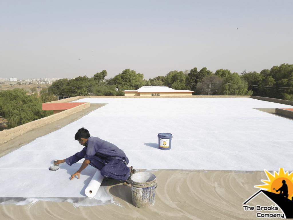 Roof Heat Proofing